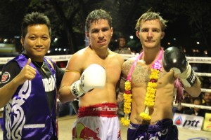 Riots & Royalty at the King's Birthday Muay Thai Competition